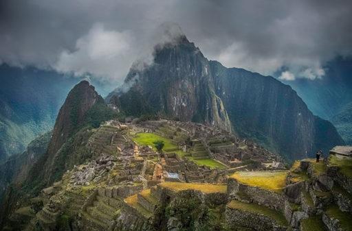 Miasto Inków Machu Picchu