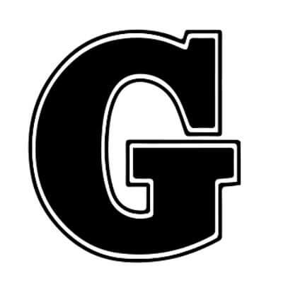 masońska litera G